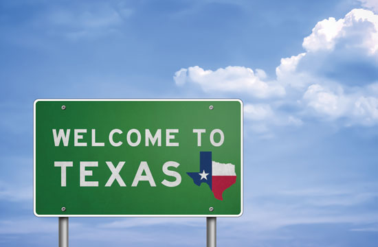 Welome to Texas