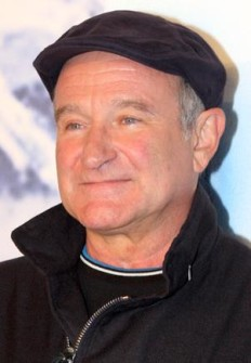 Robin Williams / Image by Eva Rinaldi via Wikimedia