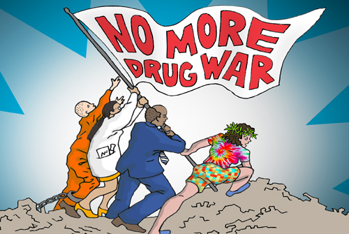 Major New Survey: Two-Thirds of Americans Favor Broad Liberalization of Drug Policies