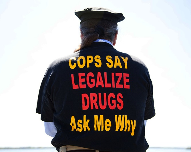 Cops Like Me Say Legalize All Drugs. Here's Why.