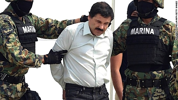 Torture Was Used by Mexican Security Forces to Nab Drug Kingin