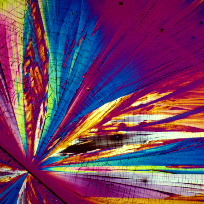 Cocktails Under a Microscope Look Like Nothing You've Ever Seen Before