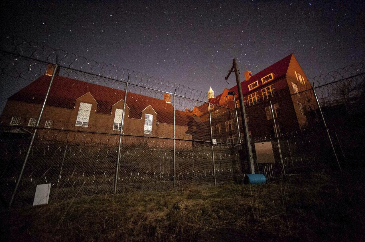 Warwick, New York — The Mid-Orange Correctional Facility, originally built as the nation's first residential drug-treatment facility, was turned into a prison in 1977. photo via