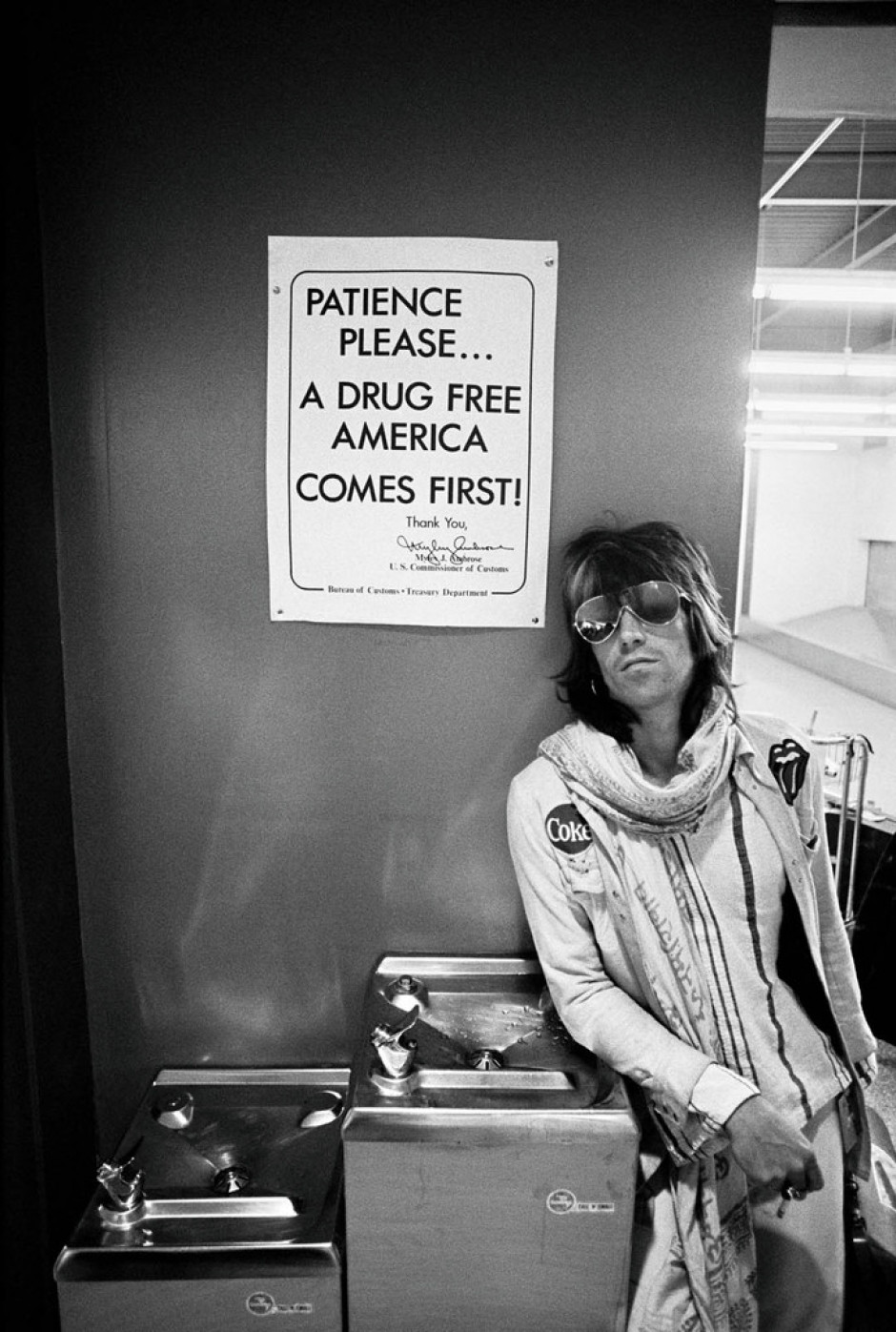 Shot of the Day: Did Keith Richards Really Endorse a