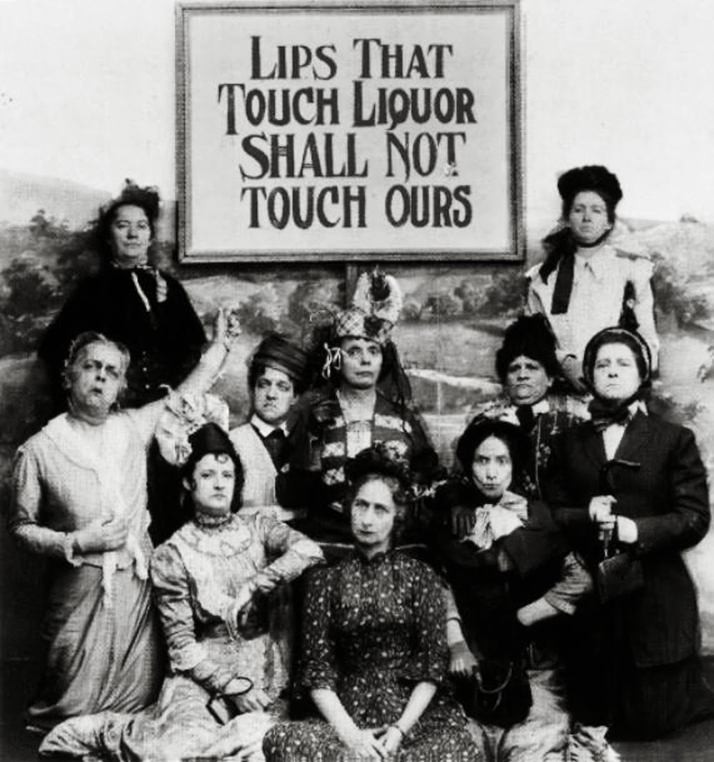 Shot of the Day: The Women Who Supported Prohibition