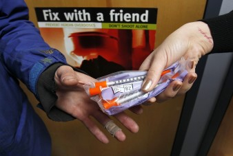 Can harm reduction repair the damage? Photo via