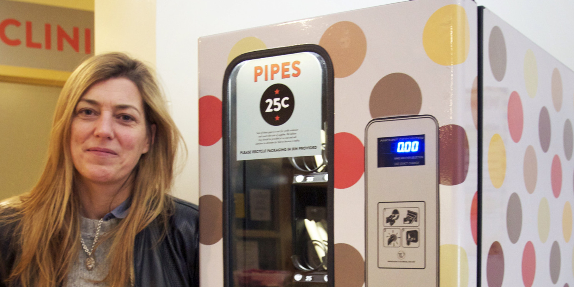 Shot of the Day: This Is What A Crack Pipe Vending Machine Looks Like